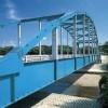 郡界橋 改築工事