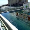 関西化成品輸送株式会社 二硫化炭素貯蔵タンク用水槽耐震補強工事